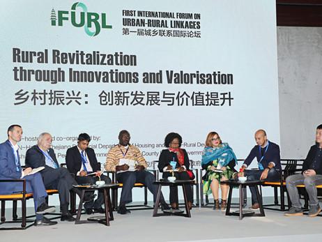 Songyang Consensus - Urban Rural Linkages