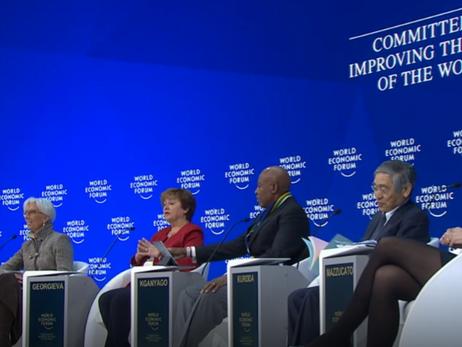 World Economic forum 2019 :