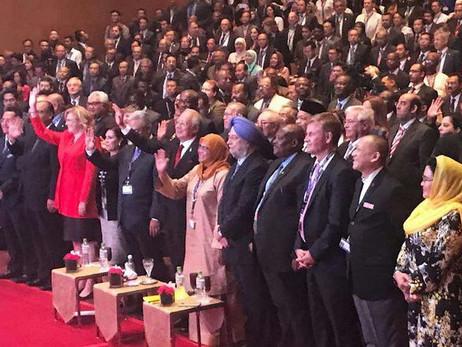 TLF in World Urban Forum 9
