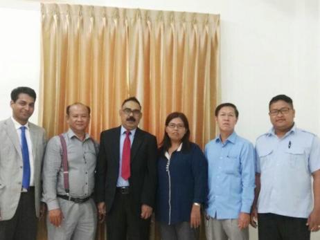 Cambodia (ASEAN) participates in ISO TC 307