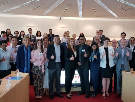 TLF in ASEAN - EU - Breakfast Dialogue: EuroCham and Singapore Partnership in Building the Next Gene
