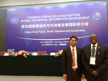 """Cities of the Future: Smart, Resilient and Sustainable"""" from 10 – 12 May 2017 in Kunming, Yunnan, Ch"""