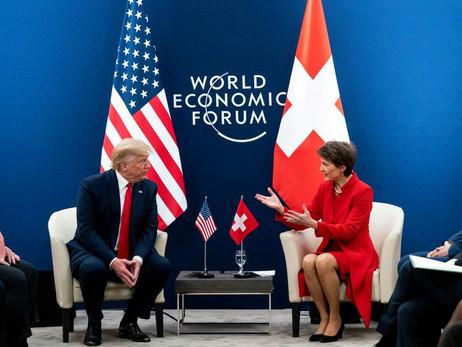 World Economic Forum 2020 [Jan 21-24]
