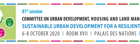 81st session of the UNECE Committee on Urban Development, Housing and Land Management