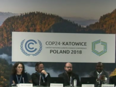 COP24  (in Katowice) , Climate chain Coalition, Article 6.2 (Paris agreement)