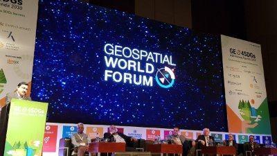 TLF in UNGGIM - Geospatial worldforum
