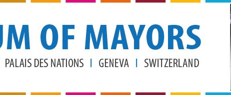 """Forum of Mayors 2020, Geneva, 6 October 2020 - The title adjusted to: """"City Action for A Resilient F"""