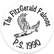 School Logo Falcon