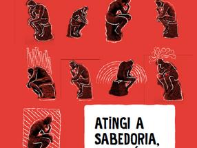 Em novo livro, Ciro Pellicano traz mais uma coletânea de frases criativas e repletas de bom humor