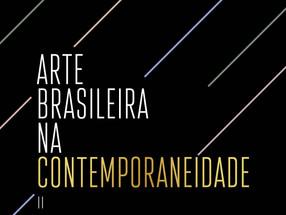 Lançamento de Arte brasileira na contemporaneidade Vol. II