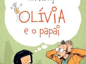 Lançamento Olívia e o papai