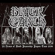 BLACK EARTH JAPAN LIVE