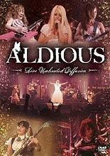 ALDIOUS LIVE DVD