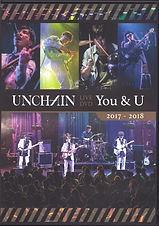 UNCHAIN LIVE DVD