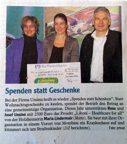 Dezember 2012 Donauwörther Zeitung