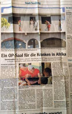 Mai 2015 Neuburger Zeitung