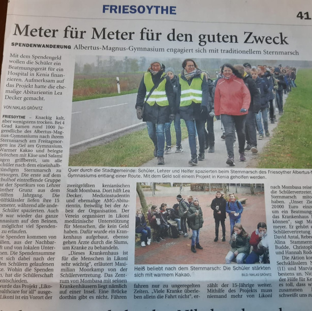 November 2019 Nordwest Zeitung