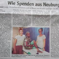 Dezember 2017 Neuburger Zeitung