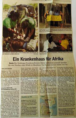 März 2013 Neuburger Zeitung
