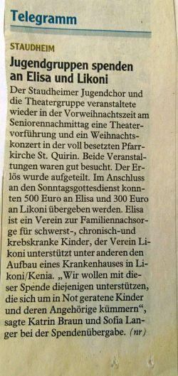 Februar 2014 Donauwörther Zeitung