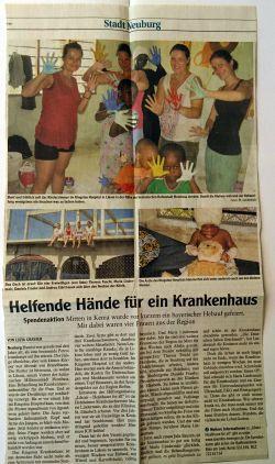 April 2014 Neuburger Zeitung