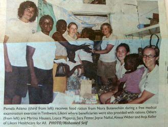 Dezember 2013 Kenianische Zeitung