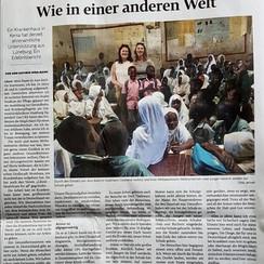 Juli 2019 Landeszeitung Lüneburg