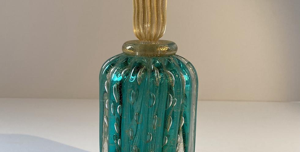 Mid Century Murano Perfume Bottle