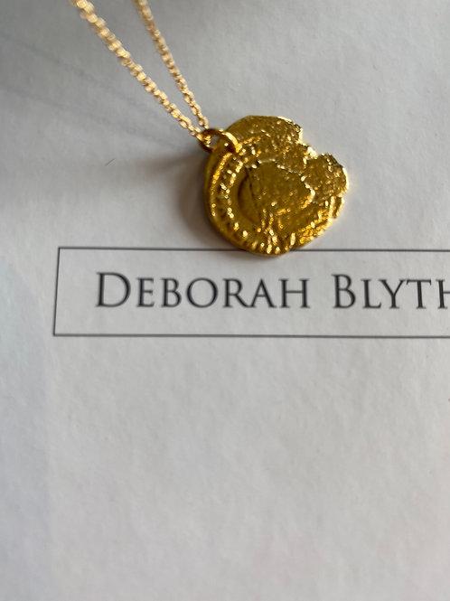 Deborah Blyth Jagged Constantine Necklace
