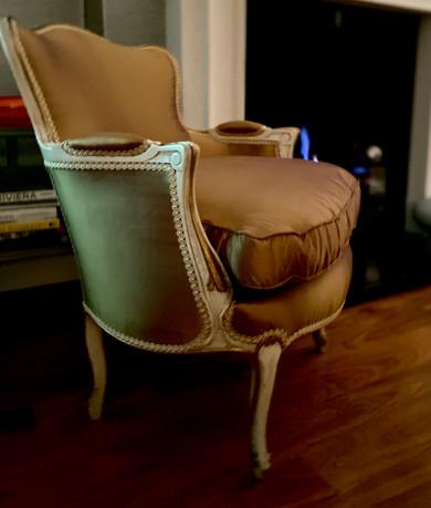19th Century French Boudoir chair