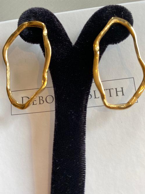 Deborah Blyth  Ripple Earrings