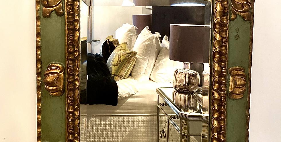 19thCentury Continental Mirror