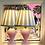 Thumbnail: Pair of Vintage Murano Lamps