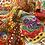 Thumbnail: Cotton Kantha Throw/Tablecloth