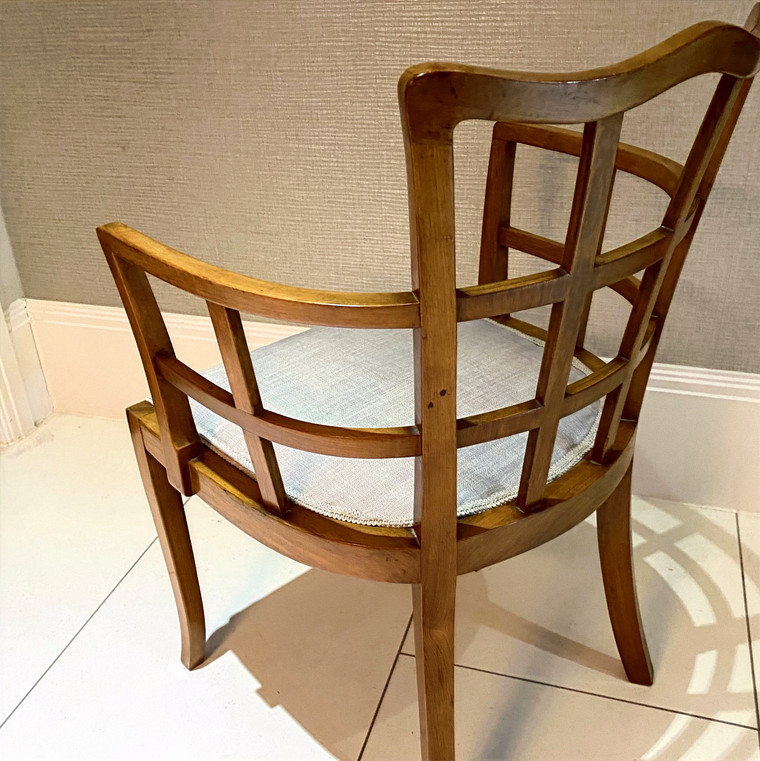 1930s Desk Chair by Ambrose Heal