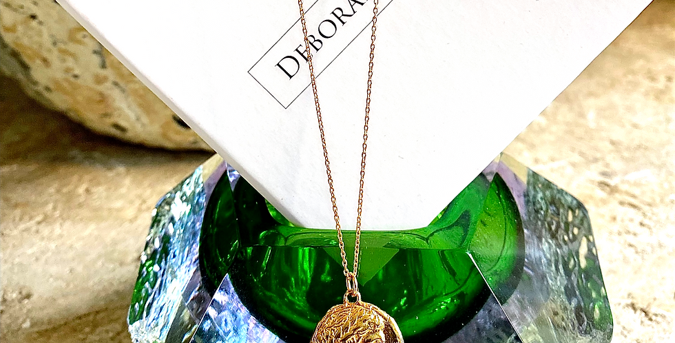 Deborah Blyth Goddess Necklace