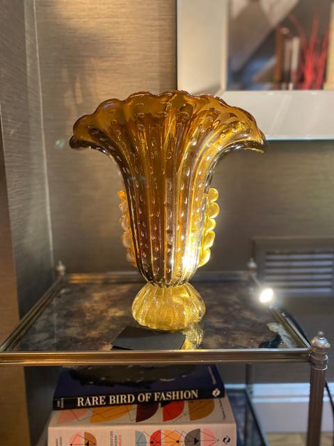 Vintage Murano Vase by Alberto Dona