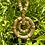 Thumbnail: 1970's Bamboo Pendant