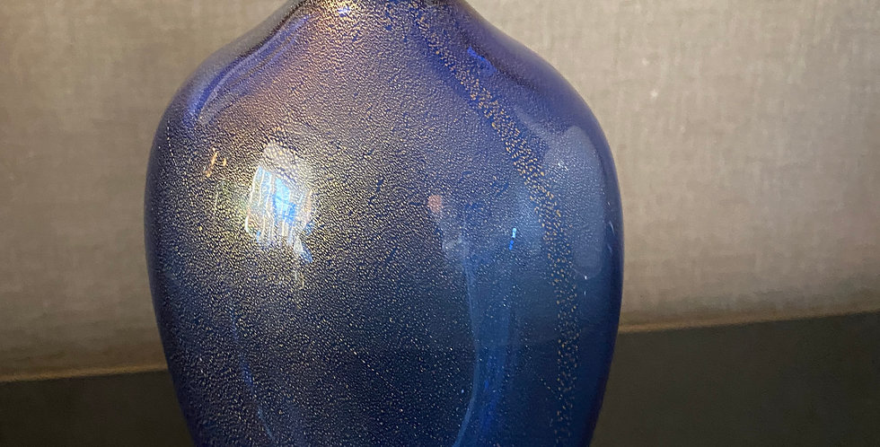 Mid Century Vessel Signed By Archimede Seguso