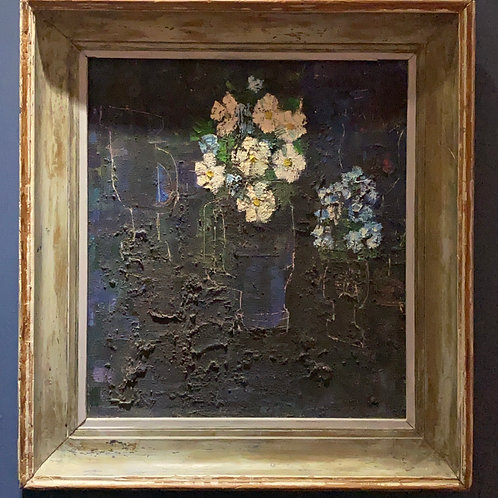 1960's Oil Painting by Robert Miller