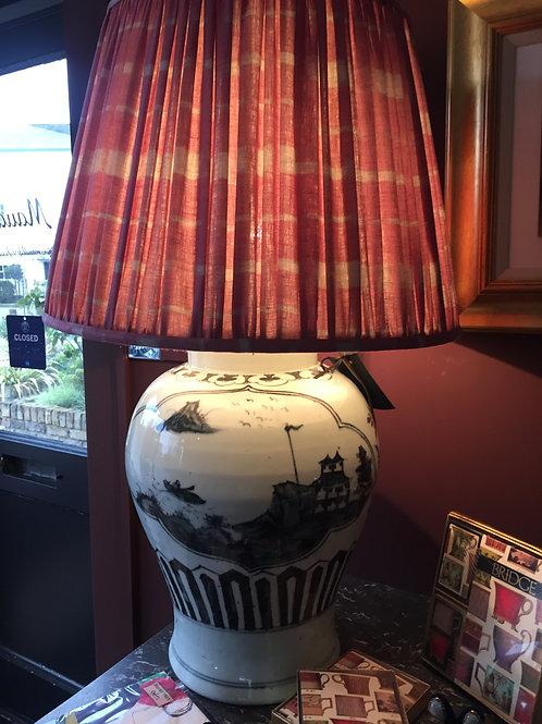 Statement Lamp
