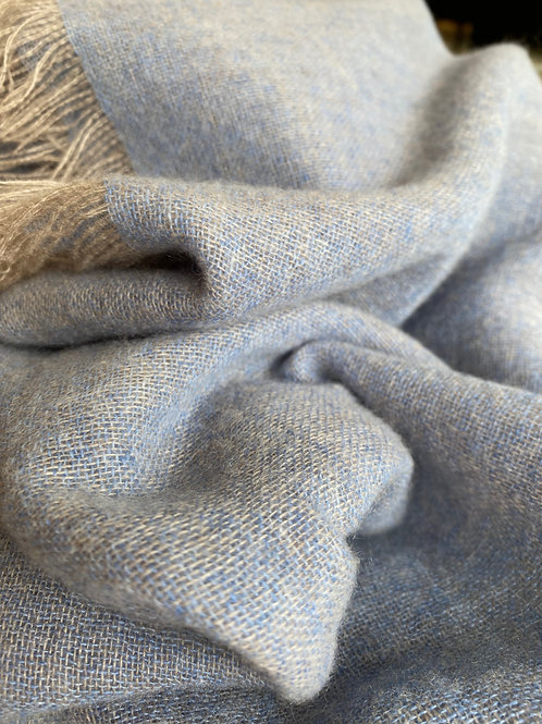 Luxurious Cashmere Scarf from Italy