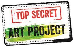 Top Secret Art Project