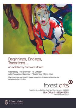 'Beginnings, Endings, Transitions'