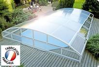 Les abris de piscine : Que des avantages!
