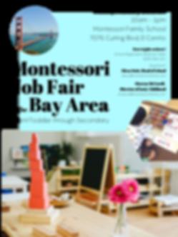 Copy of Copy of Bay Area Montessori Job