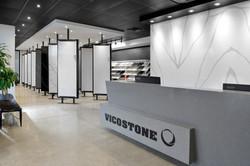 Vicostone Showroom BedfordBrooks