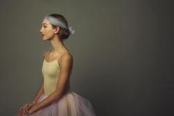 Senior Portrait Dancer Cincinnati