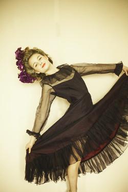 Tween Dancer Portrait Cincinnati