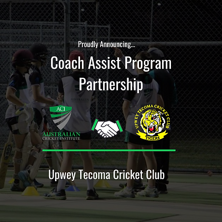 Upwey Tecoma  Coach Assist Partnership.p